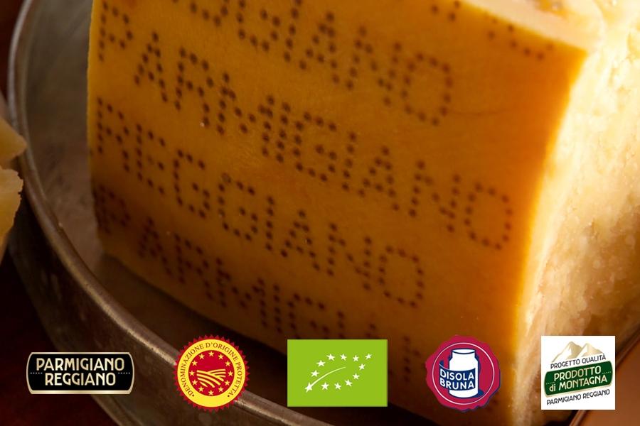 Parmigiano Terre Alte